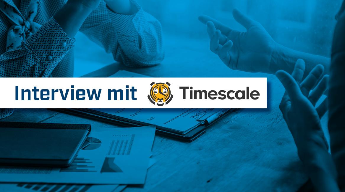 Interview mit Timescale